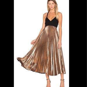 A.L.C. Pleated dress